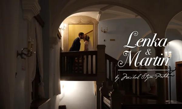 Lenka a Martin Svadobný deň